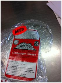 America's Only Limburger Cheese