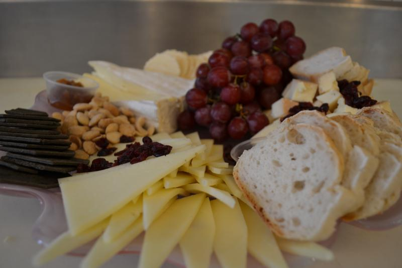Party Holiday Cheese Tray at Cheese and Crackers