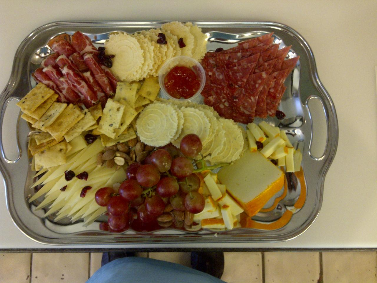 & Cheese \u0026 Crackers - Catering Pictures
